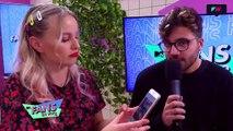 Benja Amadeo en MTV Fans en Vivo
