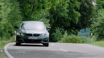 The all-new BMW 3 Series Plug-in Hybrid Driving Video