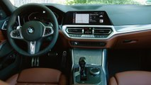 The all-new BMW 3 Series Plug-in Hybrid Design Interior