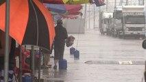 [날씨] 태풍 영향 벗어나...오후까지 산발적 비 / YTN