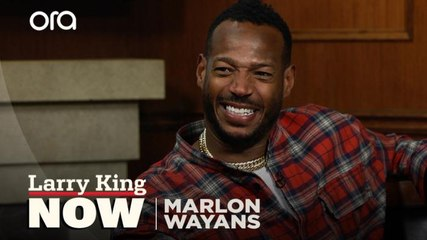 """The hardest thing I ever did"": Marlon Wayans on playing six characters at once"