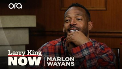 """Your love cannot be conditional"": Marlon Wayans on fatherhood"