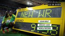 On This Day - Bolt breaks 100m world record