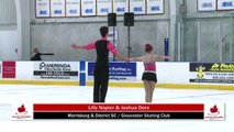 2019 NYSA Summer Competition - Pre Novice & Novice Pair Short Program