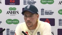 Burns happy with 'competitive' total