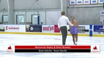 2019 NYSA Summer Competition - Junior & Senior Pair Short Program