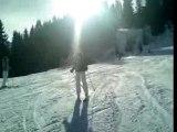 Dima ski à Avoriaz