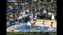 Dirk Nowitzki vs Jason Richardson EPiC SHOOTOUT 2006.03.23 - Dirk With 51, JRich With 40!