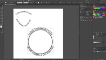 Adding text in the shape of a circle (Adobe Illustrator)_3 (1)