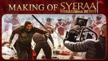 Making of Sye Raa Narasimha Reddy - Chiranjeevi, Amitabh Bachchan | Ram Charan | Surender Reddy