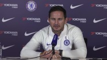 Lampard issues Chelsea injury update