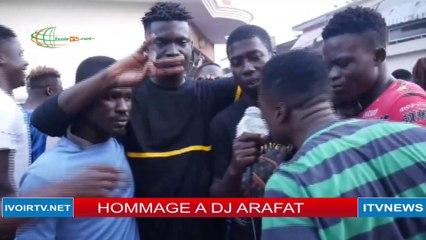 Décès de DJ Arafat: Les ivoiriens temoignent leur attachement à l'icône du coupé-décalé