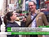 Secret elite ruling the world -===)(