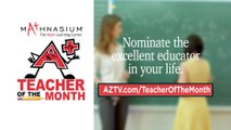 Nominate an Excellent Educator for Teacher of the Month
