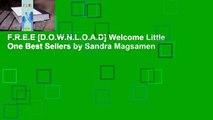 F.R.E.E [D.O.W.N.L.O.A.D] Welcome Little One Best Sellers by Sandra Magsamen
