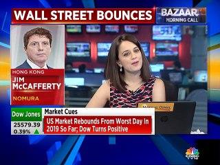 Jim McCafferty of Nomura on India & global markets