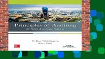 Full version  Principles of Auditing   Other Assurance Services  For Kindle
