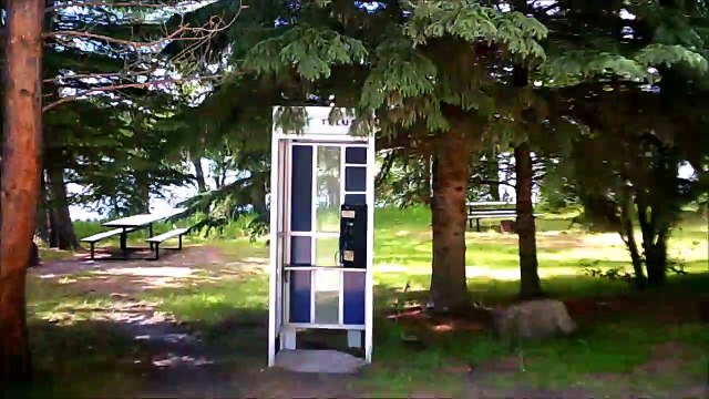 MCH 161 HAVE YOU OR YOUR KIDS EVER SEEN A REAL PHONE BOOTH.DOSE IT STILL WORK?WATCH AND SEE.