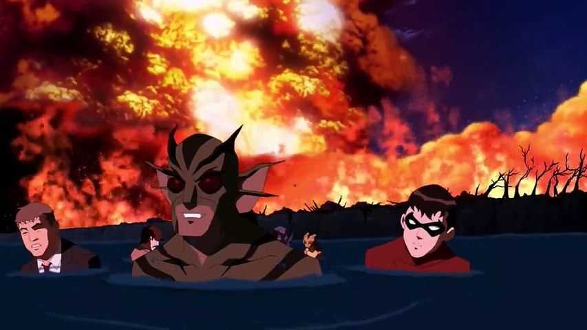 Young Justice ~ Season 3 Episode 23 : Terminus [Full Episodes]