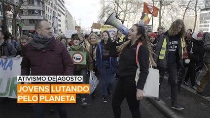 Ativismo de Agosto: O exército de Pili contra a mudança climática