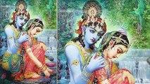 राधा श्रीकृष्ण से क्यों हुई नाराज और दी बड़ी सजा   Shri Krishna Radha Fight   Boldsky