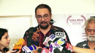 Jackie Shroff, Shaan, Kabir Bedi Others At India Alive Short Film Festival 2019