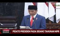 Jokowi: Kita Tidak Boleh Alergi Kritik, Bagaimanapun Kerasnya