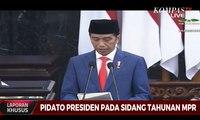 Jokowi: Saya Yakin, dengan Persatuan Rumah Besar, Kita Tak Akan Runtuh