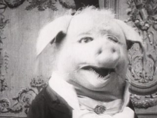 The Dancing Pig (France, 1907)