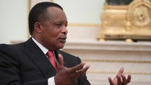 Drilling of oil at Congo's new field will adhere to environmental standards - Sassou Nguesso