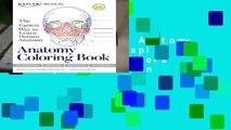 D.O.W.N.L.O.A.D  Anatomy Coloring Book (Kaplan Medical) Best Sellers by Stephanie McCann