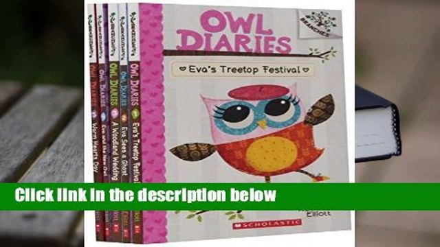 F.R.E.E [D.O.W.N.L.O.A.D] Owl Diaries Best Sellers by Rebecca Elliott