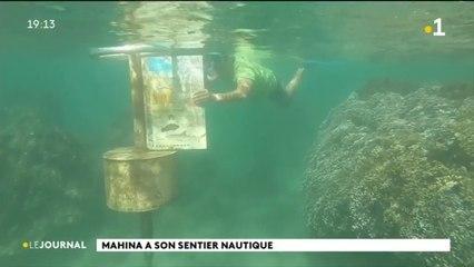 Mahina a son sentier nautique