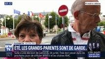 C'est les vacances ! : Été, les grands-parents sont de garde