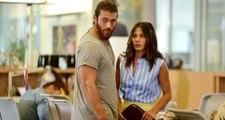 Yakışıklı oyuncu Can Yaman ve rol arkadaşı Demet Özdemir'in aşkı belgelendi
