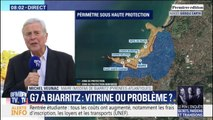 """""""On n'est pas dans un scénario de bunkérisation de la ville."""" Le maire de Biarritz tempère les inquiétudes des commerçants à une semaine du G7"""