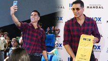 Akshay Kumar hosts special screening of Mission Mangal for school kids; Watch Video |FilmIBeat