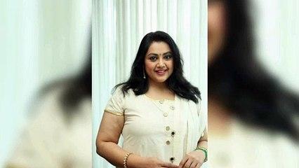 Veteran actress Meena all set to make her digital debut with Karoline Kamakshi
