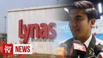 Syed Saddiq on Lynas extension: Cabinet made collective decision