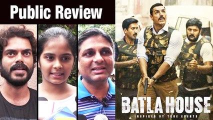 Batla House Public Review