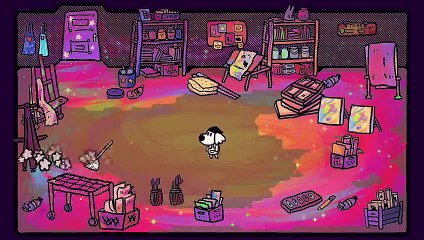 Chicory : A Colorful Tale - Trailer d'annonce Kickstarter