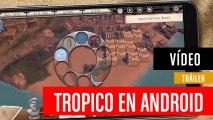 Tropico para Android