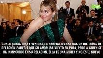 ¡La novia de Miley Cyrus (Kaitlynn Carter) antes de hacer dieta y operase!