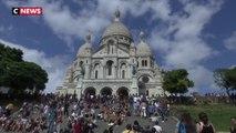 Paris : la capitale vidée de ses habitants