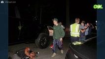 Justin Bieber y Hailey Baldwin con las pantalones bajados: la foto bomba