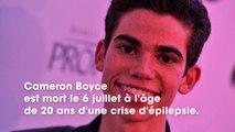 Mort de Cameron Boyce  ses parents racontent sa dernière nuit