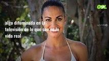 ¡La cara de Lara Álvarez sin maquillaje, Photoshop, ni retoques!