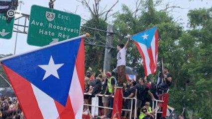 بورتوريكو: فنانون ضد النخبة الفاسدة