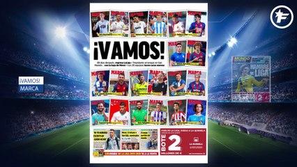 Revista de prensa 16-08-2019