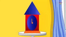 Learn shapes with a Clock